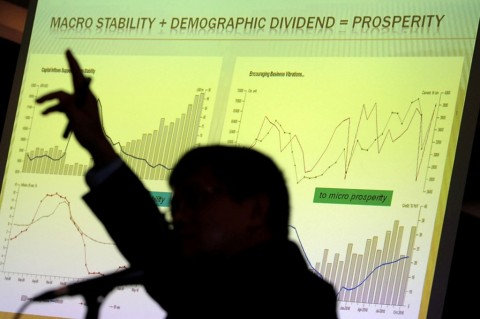 Pemulihan Ekonomi <i>On The Track</i>, Pemerintah Tetap Waspada