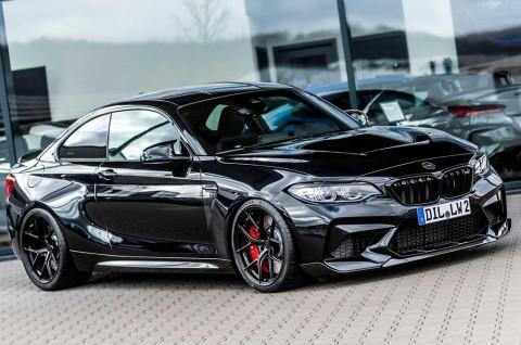 Penghormatan Terakhir BMW M2 Finale Edition