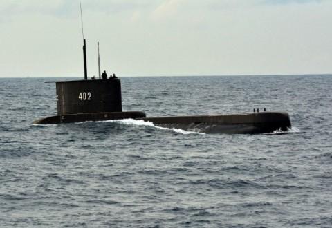 KRI Nanggala Biasa Menembakkan Torpedo SUT