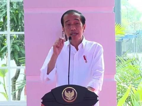 Jokowi Ingin Kota Lain Contoh Pengolahan Sampah Jadi Listrik di Surabaya
