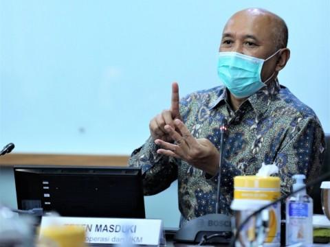 Porsi Kredit UMKM di Indonesia Paling Rendah Ketimbang Negara Tetangga