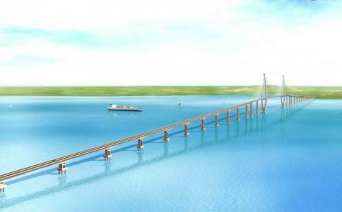 Begini Desain Jembatan Batam-Bintan Senilai Rp13,66 Triliun