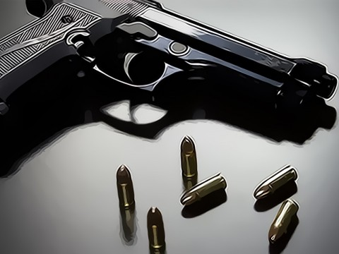 Police Confiscate Locally Assembled Firearm during Raid in West Papua