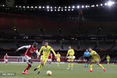 Liga Europa: Villarreal Cetak Sejarah Usai Singkirkan Arsenal