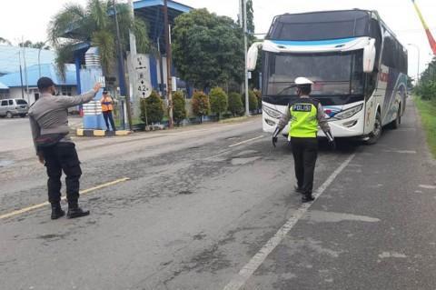 Ribuan Angkutan Umum di Aceh Digudangkan