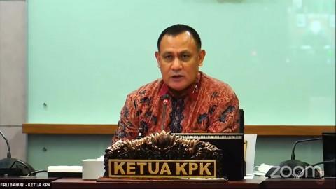 1.146 Kasus Korupsi Terjadi Sepanjang 2004-2021