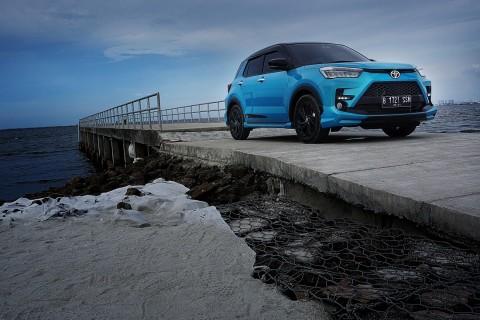 Toyota Klaim Raize Tidak akan Ganggu Konsumen Rush
