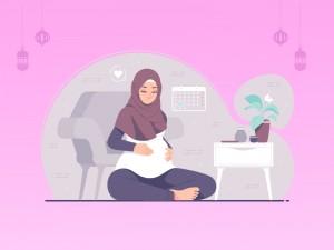 5 Tanda Ibu Hamil dan Menyusui Perlu Membatalkan Puasa
