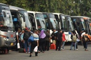 Pedagang di Terminal Kalideres Dapat Diskon Retribusi 50%