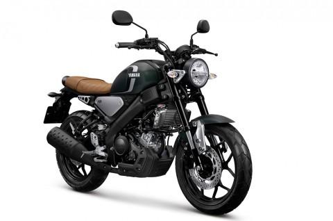 'Baju Baru Lebaran' Yamaha XSR 155