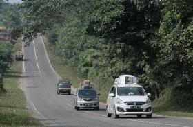 Disekat, Volume Kendaraan dari Jakarta ke Jawa Turun 53%
