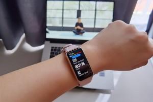 Huawei Band 6 Dukung Gaya Hidup Sehat dan Tampilan Modis