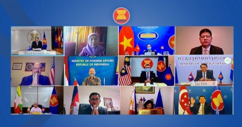 ASEAN, US Reaffirm Commitment to Advance Their Strategic Partnership