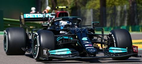 F1GP Spanyol: Bottas Kuasai FP1