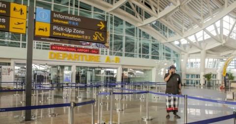 Hari Pertama Larangan Mudik, Trafik Penumpang Bandara AP I Anjlok 92%