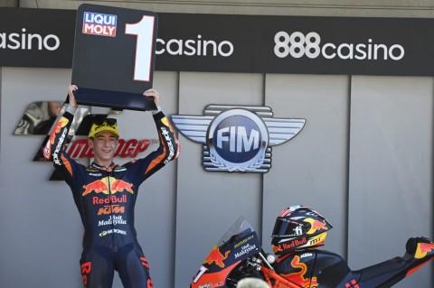 Skill Rider Moto3 Ini Melebihi Marquez, Apa Iya?