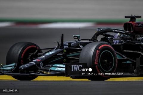 F1GP Spanyol: Hamilton Tercepat di FP2