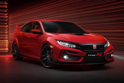 New Honda Civic Type R Meluncur, Ini Ubahannya