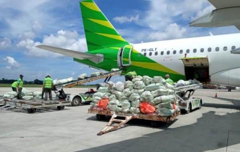 Citilink Raup Berkah Peniadaan Mudik dari Penerbangan Kargo