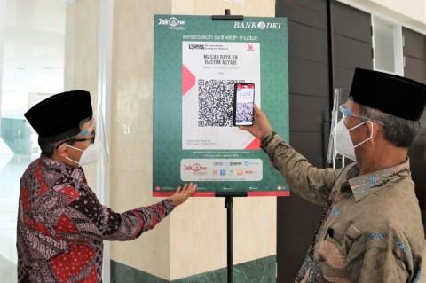 Bank DKI Kembangkan QR Code untuk Zakat
