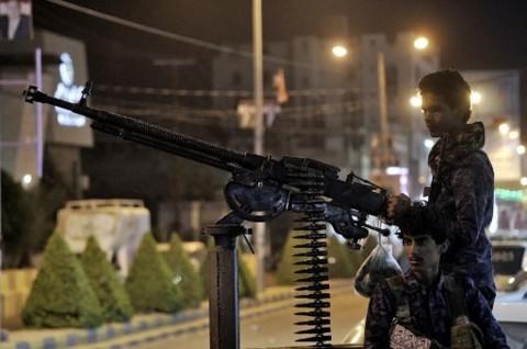 50 Orang Tewas dalam Pertempuran antara Pasukan Yaman dan Houthi