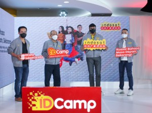 Indosat Gelar IDCamp 2021, Bagikan Beasiswa Belajar Coding Online