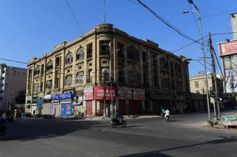 Pakistan Terapkan Lockdown Covid-19 Jelang Idulfitri