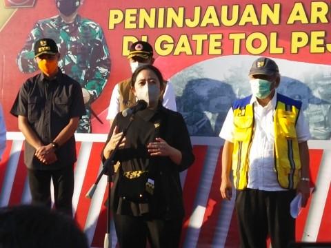 Ketua DPR Minta Larangan Mudik Tak Hambat Ditribusi Logistik