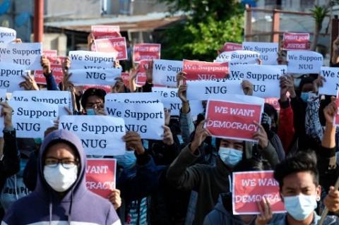 Oposisi Myanmar Tolak Negosiasi dengan Junta Meskipun Didorong ASEAN