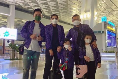 Bukan Berlibur, Ashanty Ungkap Alasan Boyong Keluarga ke Turki