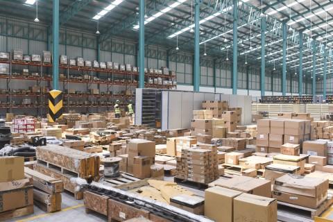 Kemenperin Jaga Kelancaran Arus Logistik Industri di Tengah Larangan Mudik