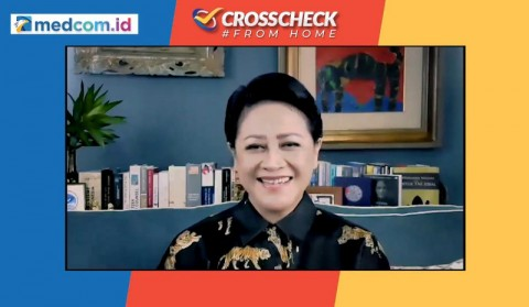 Connie Dorong Menhan Gandeng KPK Ungkap Mr M