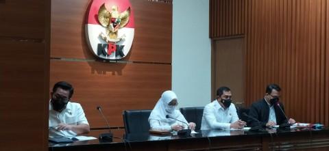 Bupati Nganjuk Dibawa ke Jakarta Melalui Jalur Darat