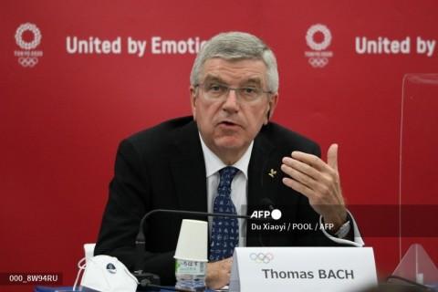 Darurat Diperpanjang, Kunjungan Presiden IOC ke Jepang DItunda