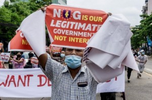 Populer Internasional: Oposisi Myanmar Tolak Negosiasi Hingga Tenaga Medis Terluka di Yerusalem