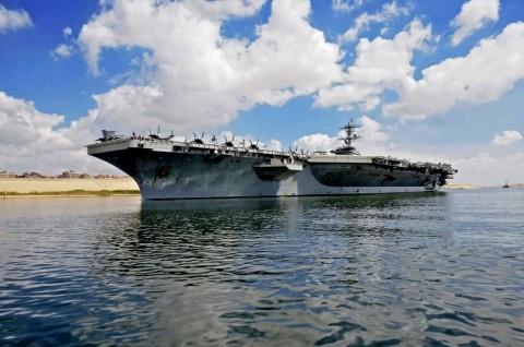 AS Lepaskan 30 Tembakan Peringatan ke Kapal Cepat Iran