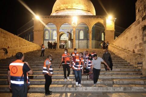 Uni Eropa: Kekerasan di Gaza dan Yerusalem Timur Harus Dihentikan