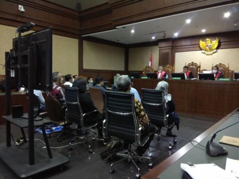 Politikus PDI Perjuangan Aria Bima Disebut di Sidang Suap Benur