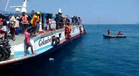 Kapal di Kepulauan Seribu Bocor, 57 Orang Selamat