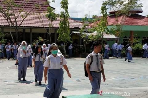Kelulusan Siswa SMA di Kalteng Tidak Mencapai 100%