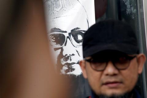 Novel Soal Penonaktifan Pegawai KPK: Sikap Kami Jelas Akan Melawan!