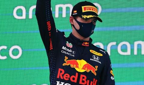 Terus Tempel Hamilton, Max Verstappen: Musim Masih Panjang