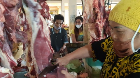 Populer Daerah, Rumah Karantina Covid-19 Penuh Hingga Harga Daging Berbeda pada Pagi dan Siang