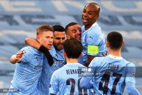 Manchester City Juara, Raihannya Kini Setara Aston Villa