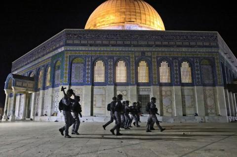 Instagram-Facebook Hapus Konten Serangan di Palestina?