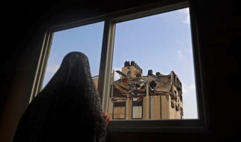 Persiapan Perayaan Idulfitri di Gaza Terhenti Akibat Serangan Israel