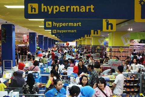 Gojek Beli Saham Pengelola Hypermart Sebesar 4,76%