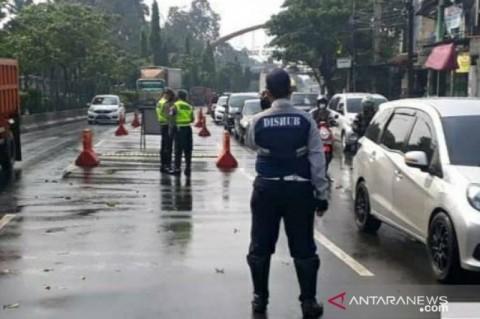 432 Kendaraan di Tangerang Terjaring Larangan Mudik