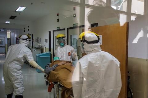 Pemerintah Bayarkan Rp11,8 Miliar Insentif Relawan Tenaga Kesehatan di Wisma Atlet