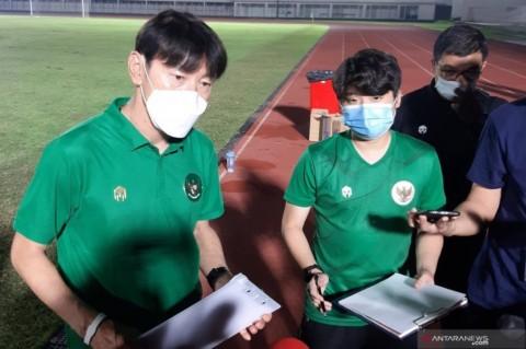 Daftar 28 Pemain yang Dibawa Shin Tae-yong ke Dubai